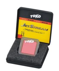 sjezdový vosk TOKO JetStream Bloc červený