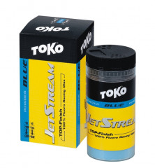 sjezdový vosk TOKO JetStream Powder modrý