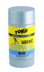 stoupací vosk TOKO Nordic GripWax blue