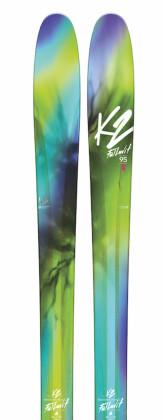 K2 FulLuvit 95 + Squire 11