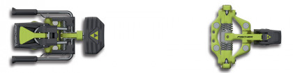 Fischer Vázání TOUR SPEED LITE 2.0 W/O BRAKE