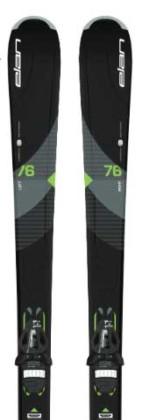 Elan Amphibio 76 Ti + EL 11 - černá