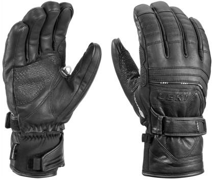 Leki Fuse S MF Touch - černé
