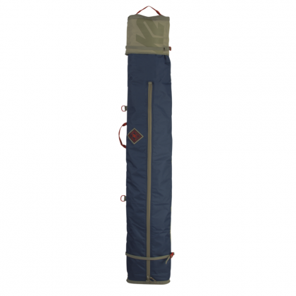 K2 Deluxe Double Ski Bag - modrá