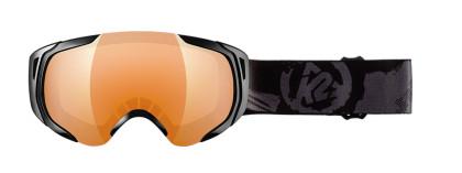 K2 PhotoAntic DLX - černá/oranžová