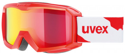 Uvex Flizz LM - červená