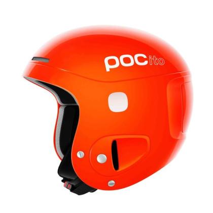 POC Pocito Skull - oranžová