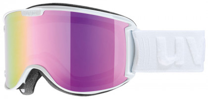 Uvex Skyper LM - bílá/růžová