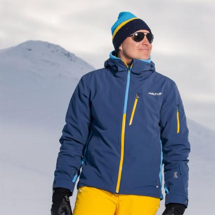 Halti Pánská lyžařská bunda ROKKI - modrá