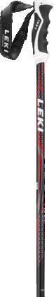 Leki Alpex Ultimate - červená