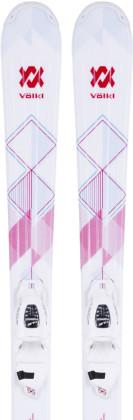 Völkl Chica vMotion 100-120cm + vMotion 7 Jr. R Lady