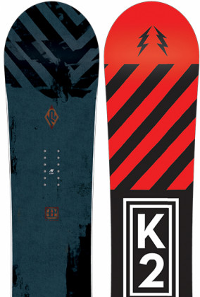 K2 Snowboarding Raygun Wide