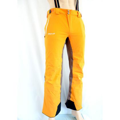 Halti Pánské kalhoty TEAM 2013 - oranžová/hnědá