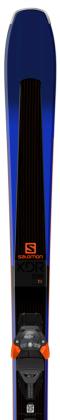 Salomon XDR 88 Ti + Warden MNC 13 Demo