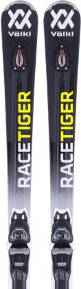 Völkl Racetiger SC Black + vMotion 12 GW