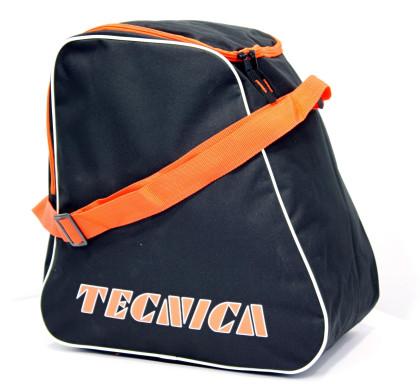 Tecnica Skiboot Bag - černá/oranžová