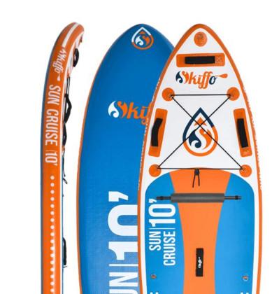 """Skiffo Sun Cruise 10'- 32"""" - oranžová/modrá"""