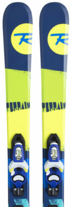 Rossignol Terrain Boy JR + Xpress JR 7