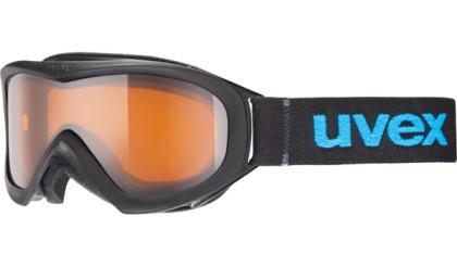 Uvex Wizzard DL - černá