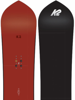 K2 Snowboarding Carv Air