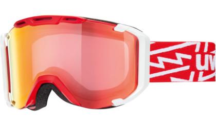 Uvex Snowstrike VM - červená