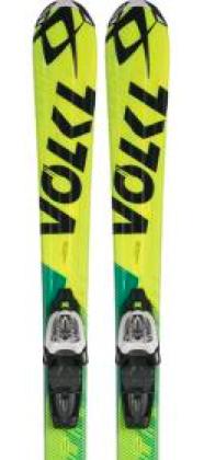 Völkl Junior Racetiger Yellow 100 - 120 cm + 3Mot. 4.5
