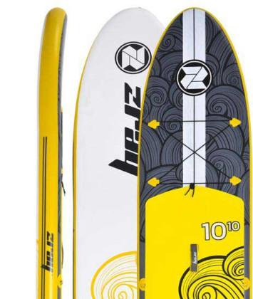 Zray Allround X2 10,10-30 - šedá/žlutá