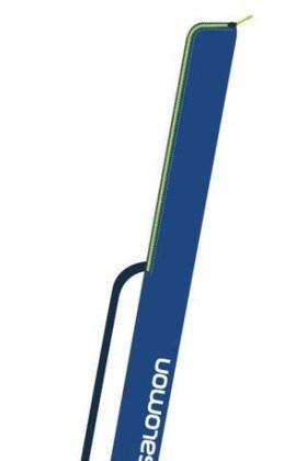 Salomon Nordic 1 Pair 215 Ski Pack - modrá