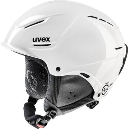 Uvex P1US junior - bílá