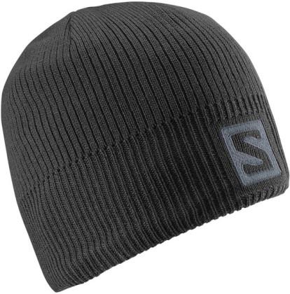 Salomon Logo Beanie - černá