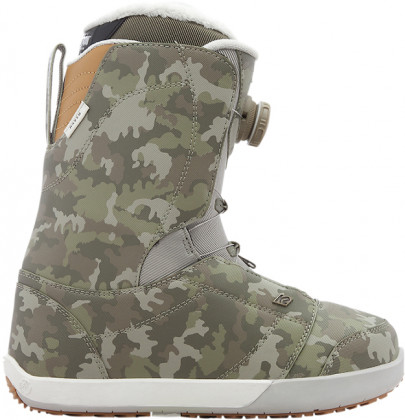 K2 Snowboarding Haven - camo