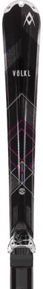 Völkl Flair 73 Black + 3Motion TP Light 10.0 Lady