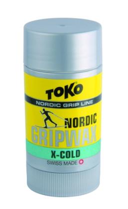 TOKO Nordic Grip Wax 25g