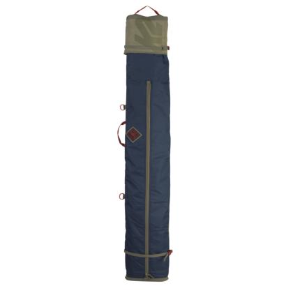 K2 Deluxe Single Ski Bag - modrá
