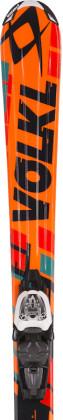 Völkl Junior Racetiger Red 80 - 90 cm + 3Motion 4.5