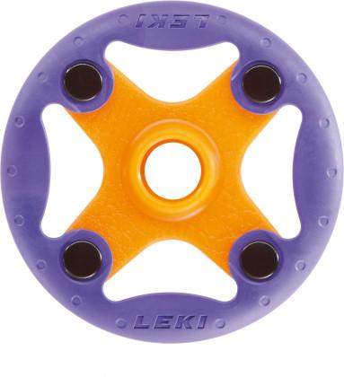 Leki Bandit Basket - oranžová