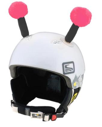 Revos Crazy Uši - Tykadla růžovo-černá