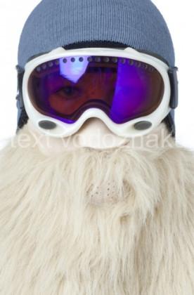 Beardski lyžařská maska VIKING