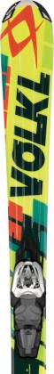 Völkl Junior Racetiger Yellow 100 - 120 cm + 3Motion 4.5