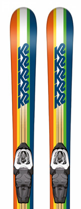 K2 Shreditor 85 Jr + Fastrak2 7