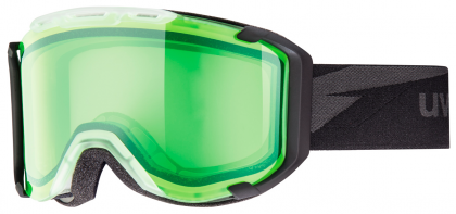 Uvex Snowstrike - zelená/alert