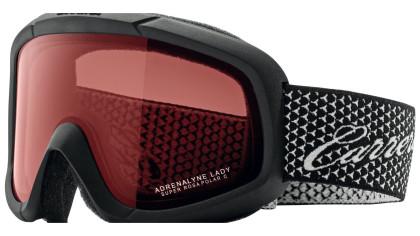 Carrera sjezdové brýle ADRENALYNE LADY Černá/textura