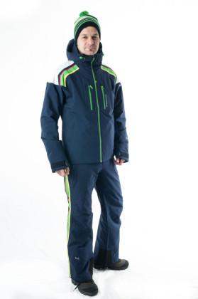 Halti Pánské lyžařské kalhoty TEAM 2015 - modrá