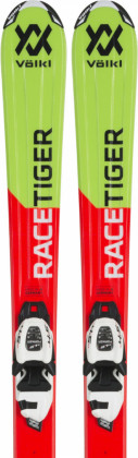 Völkl Racetiger Jr. vMotion Red 100-120cm + vMotion 4.5 Jr.