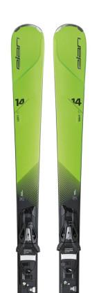 Elan Amphibio 14 TI Fusion + ELX 11