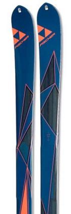 Fischer Transalp 88 + Tour Classic Brake 90 + stoupací pásy Transalp - testovací lyže