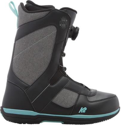 K2 Snowboarding Sendit - černá