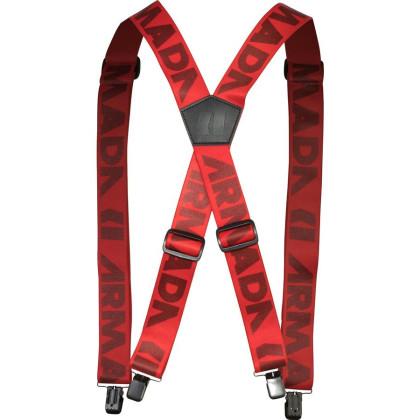 Stage Suspender - červená