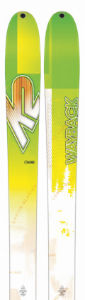 K2 Wayback 96 + Baron EPF 13