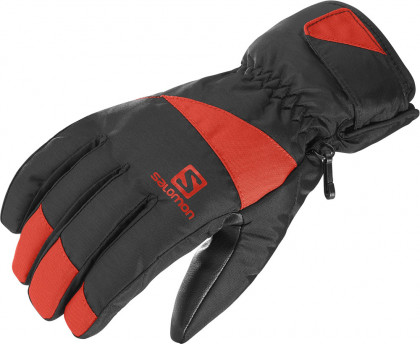Salomon Force M - černá/červená